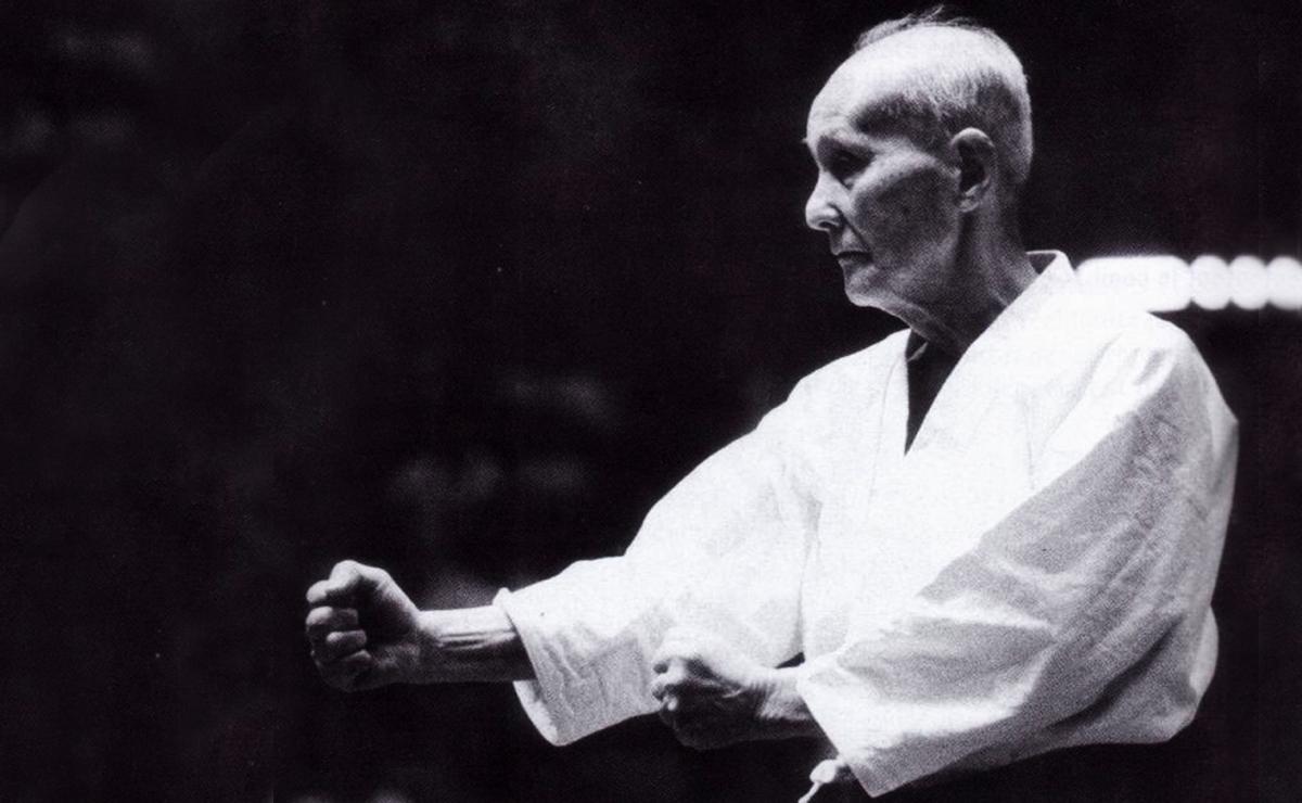 Hirnori Otsuka founder of Wado Ryu karate