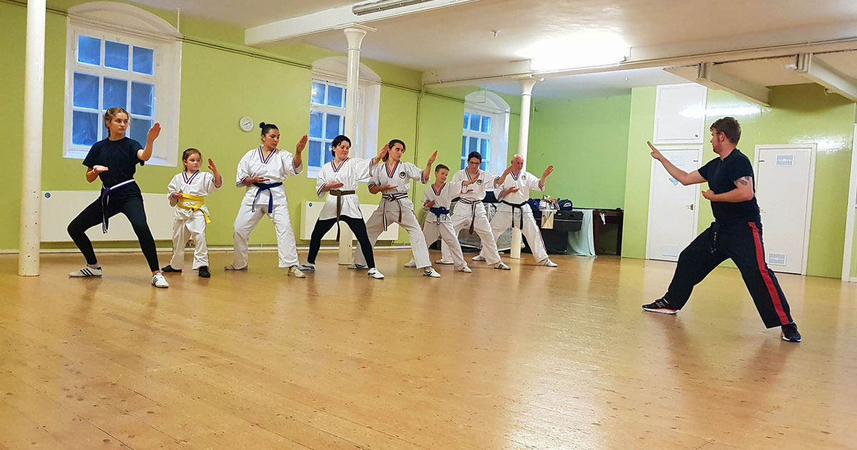 Faversham National Karate Association