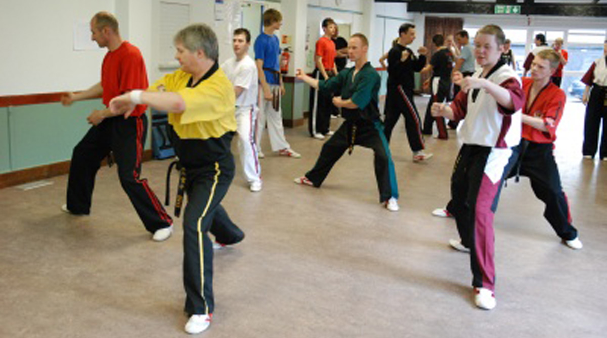 Canterbury National Karate Association